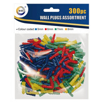 Buy wholesale 300pc wall plugs assortment Supplier UK