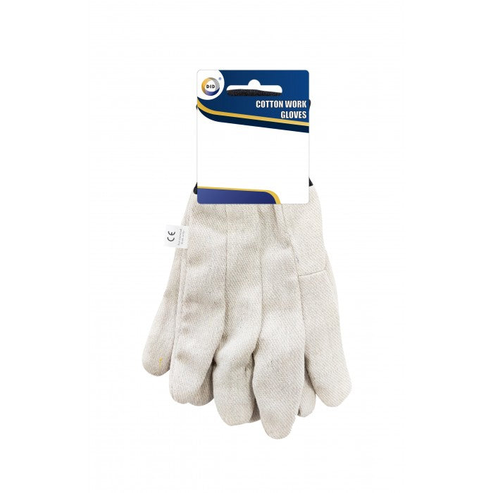 Buy wholesale Cotton work gloves Supplier UK