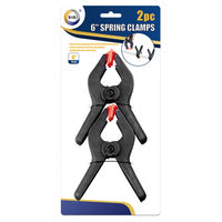 "Buy wholesale 2pc 6"" spring clamps Supplier UK"