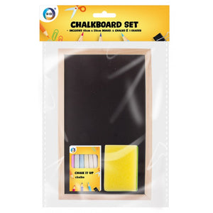 Buy wholesale Chalkboard set  Supplier UK