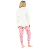Ladies Novelty Polar Bear Twosie