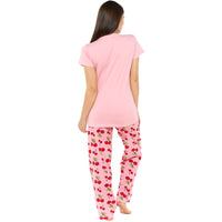 Ladies Cherry Bomb Pyjama Set