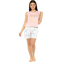 Ladies Bride Tribe Pyjama Short Set