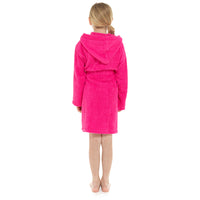 Girls Towelling Robe