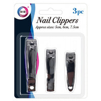 Buy wholesale 3pc nail clippers Supplier UK