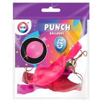 Buy wholesale 5pc punch balloons Supplier UK