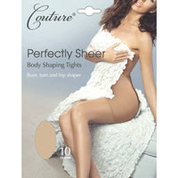 Ladies Perfectly Sheer Body Shaping Tights