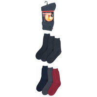 Ladies Thermal Socks (3 Pack)