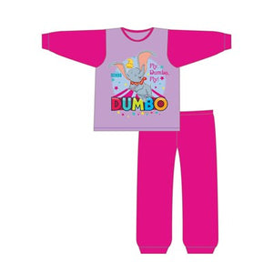 Girls Toddler  Cartoon Character Bumbo Long Sleeve Pyjama Set