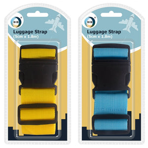 Buy wholesale 5cm x 1.8m luggage strap Supplier UK