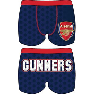 Boys Arsenal Trunks (1 Pack)