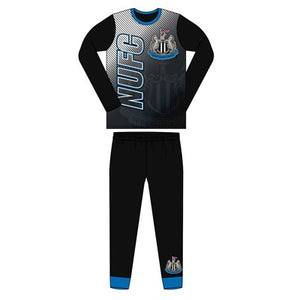 Boys Newcastle Sub Long Sleeve Pyjama Set