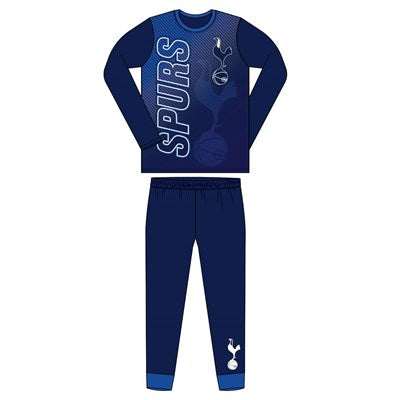 Boys Tottenham Spurs Sub Long Sleeve Pyjama Set