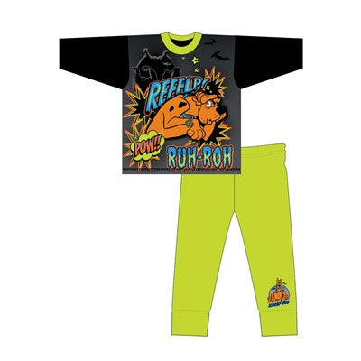Boys Scooby Doo Sub Long Sleeve Pyjama Set