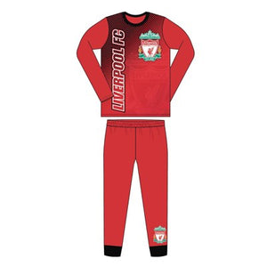 Boys Liverpool Sub Long Sleeve Pyjama Set