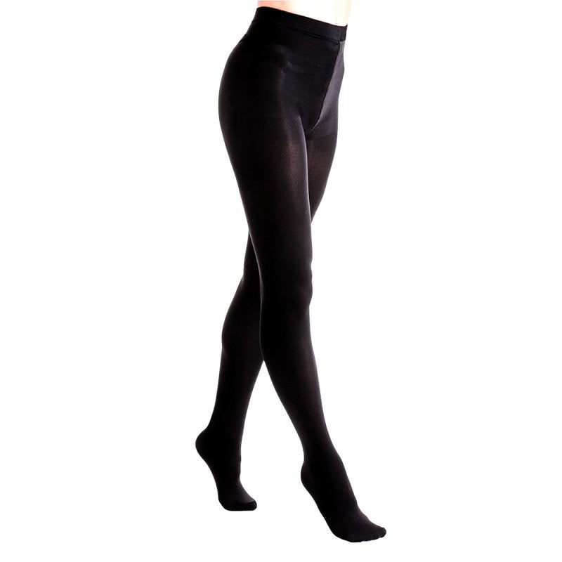 Ladies Blackout Matte Opaque Tights