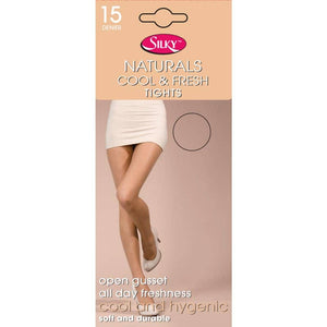 Ladies Cool and Fresh Tights 15 Denier