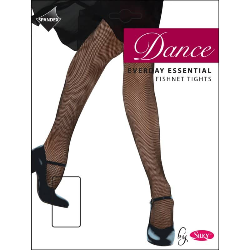 Children Dance Dance Fishnet Tights