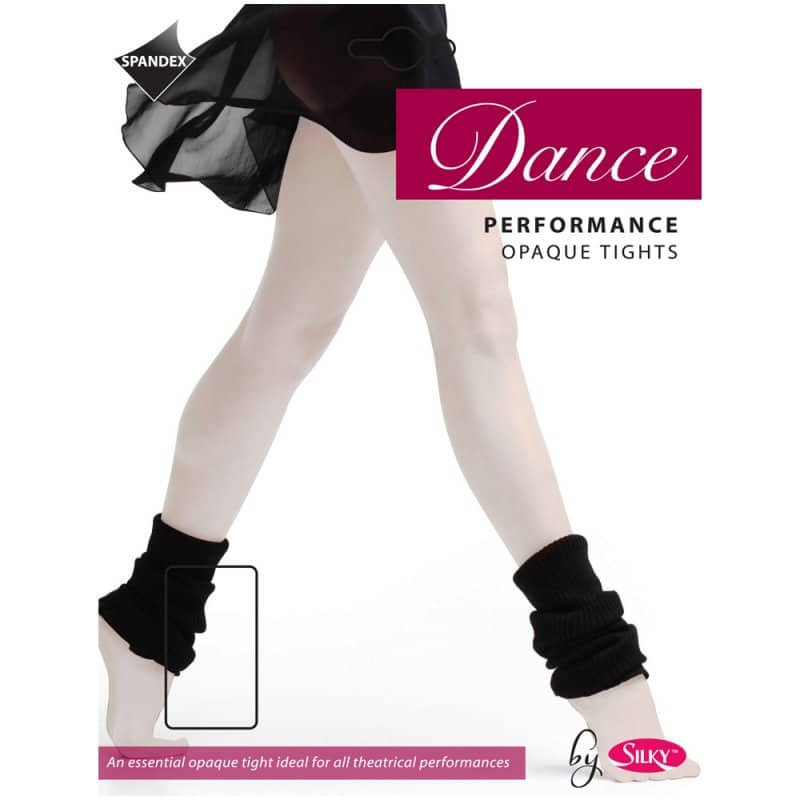 Childrens Dance Opaque Tights