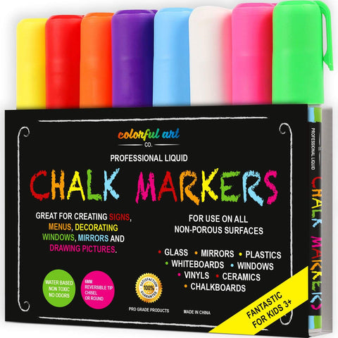 Image of Chalk Markers