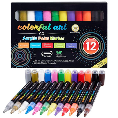 Image of Acrylic Paint Pens