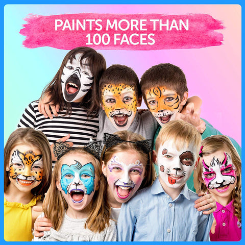 Face Paint Set (16)