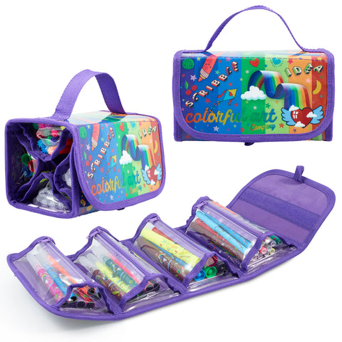 Image of Fruity Scented Fun Pens and Carry Case