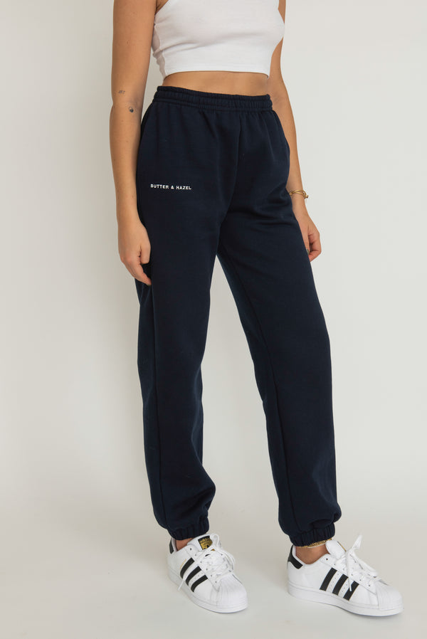 Isi Sweatpants - Navy