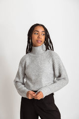 Milo Sweater - Grey