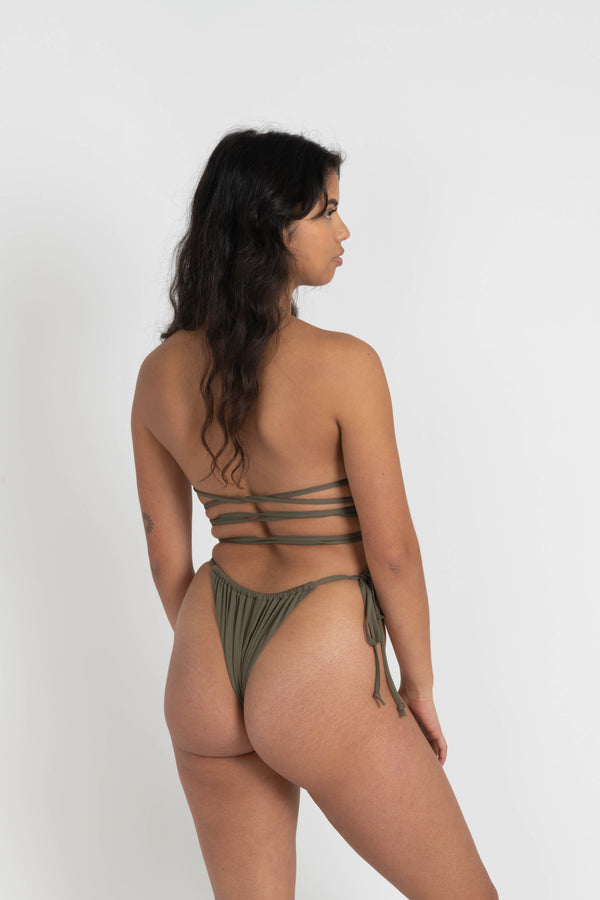 Flo Bottoms - Olive