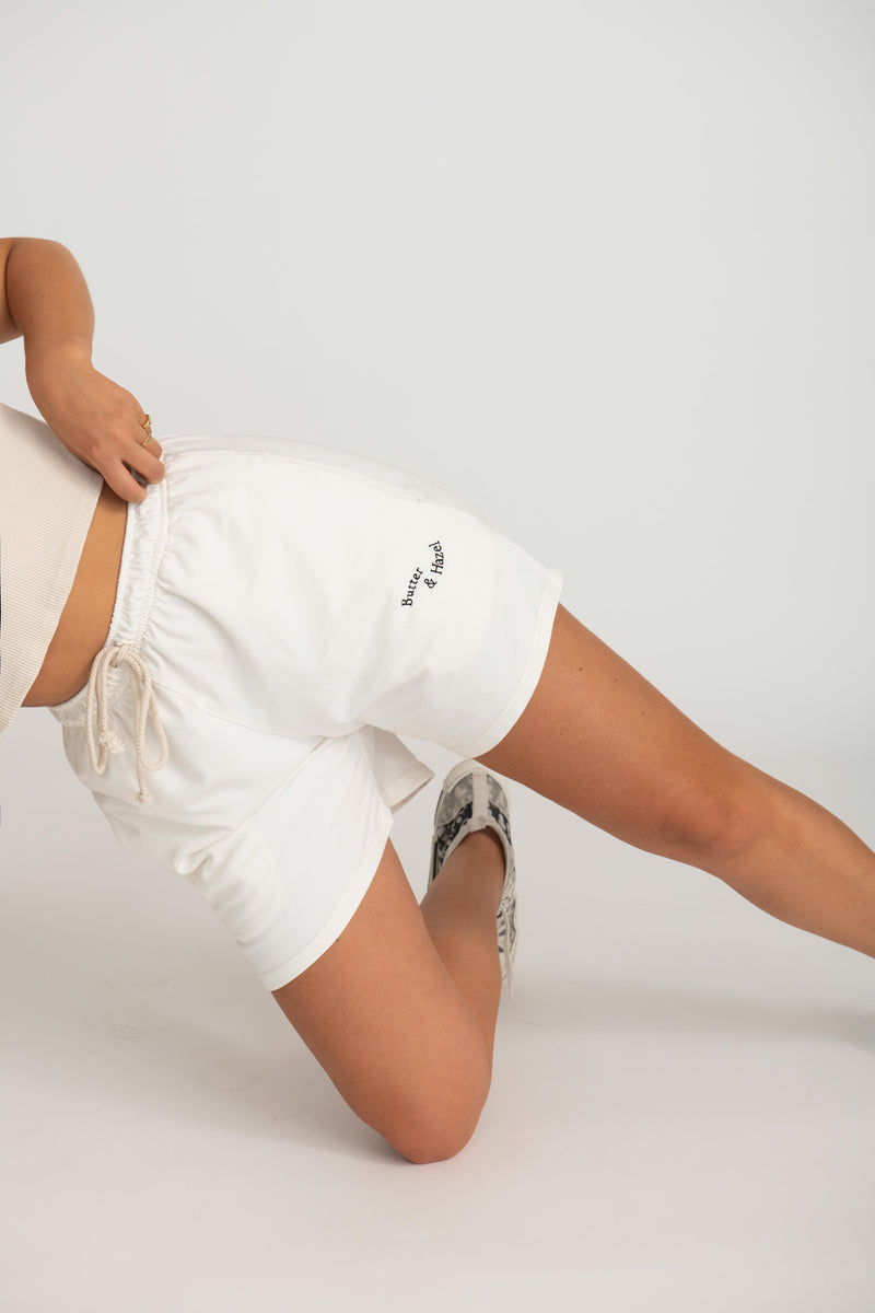 Mimi Shorts - Off White