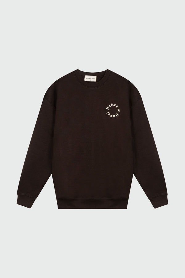 Ama Sweater - Brown