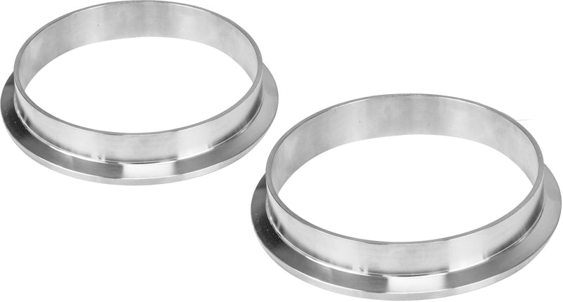 Exhaust Clamp Stainless V-Band Replacement Insert 4.00in., Pair
