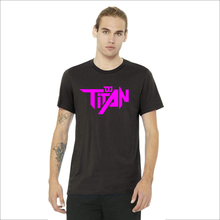 Load image into Gallery viewer, DJ TITAN Logo Pink