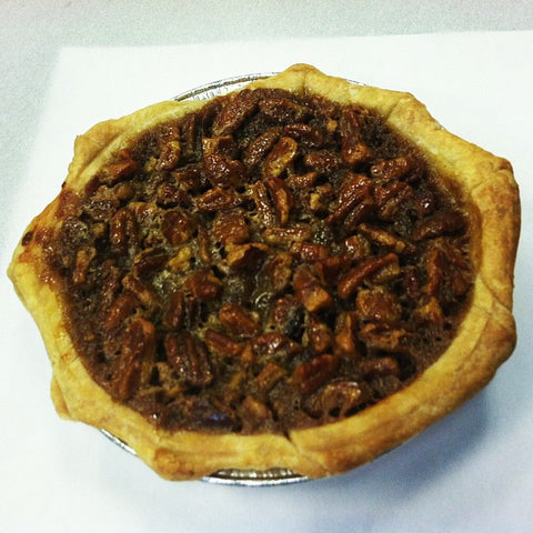 Bourbon Pecan Pie from Whisked!