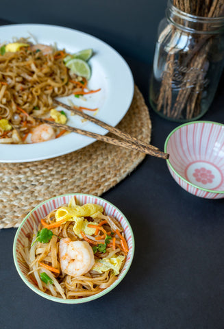 scratchDC Pad Thai w/ Chicken, Shrimp or Tofu!