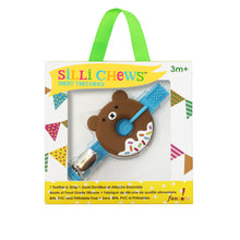 Load image into Gallery viewer, MINI BEAR DONUT TEETHER AND STRAP