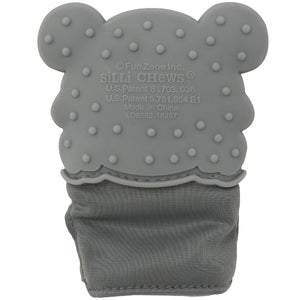 MOUSE TEETHING MITT