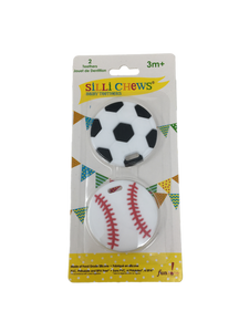 SILLI SPORTS 2PC MINI TEETHER SETS