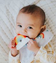 Load image into Gallery viewer, SILLI RAINBOW & SUN 2PC MINI TEETHER SETS