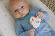 Load image into Gallery viewer, SNOWMAN TEETHER