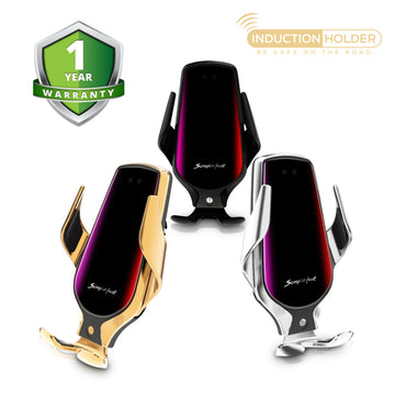 Induction Holder - Wireless charging for your car