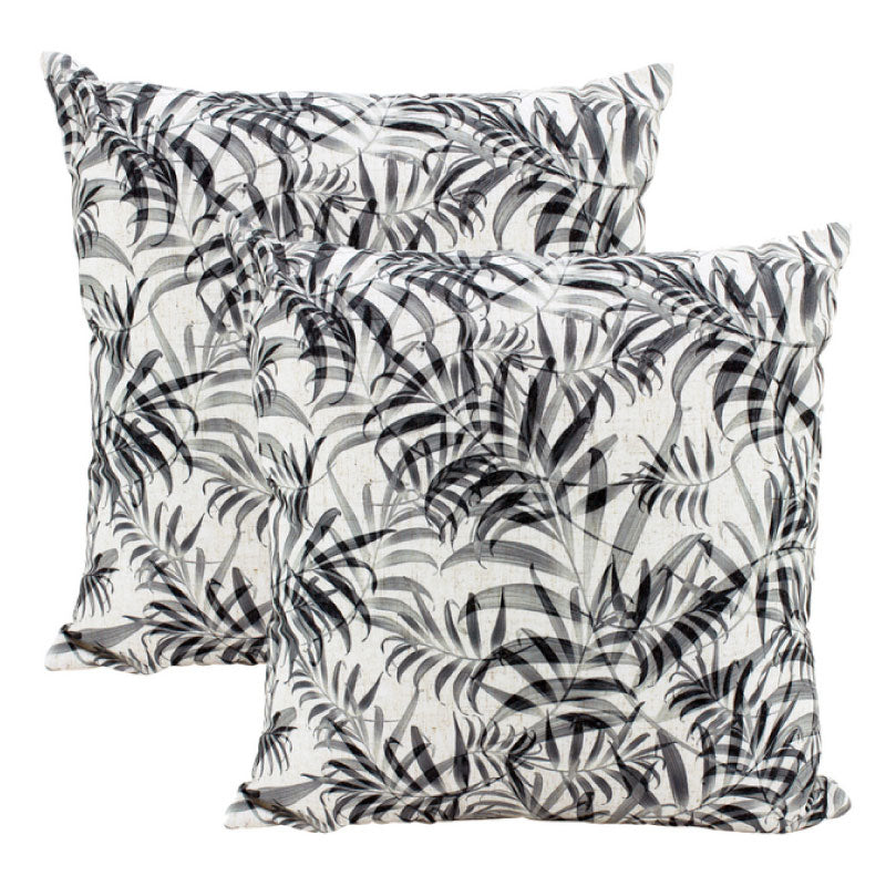 Curling Ferns Cushion