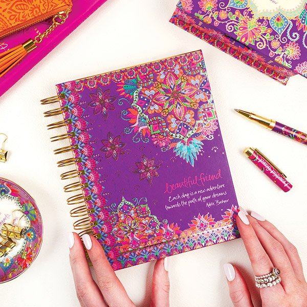 Beautiful Friend Spiral Notebook