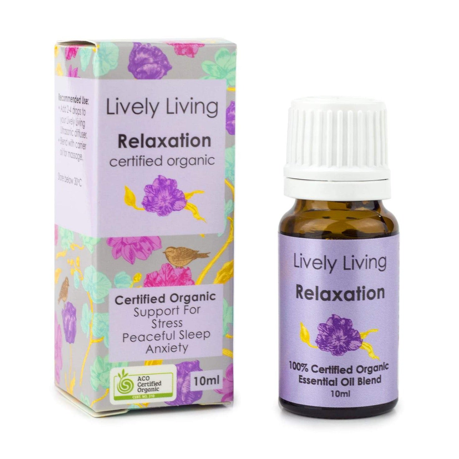 Relaxation Oil