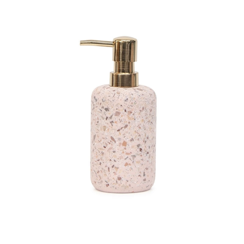 S&P Venice Soap Dispenser Blush