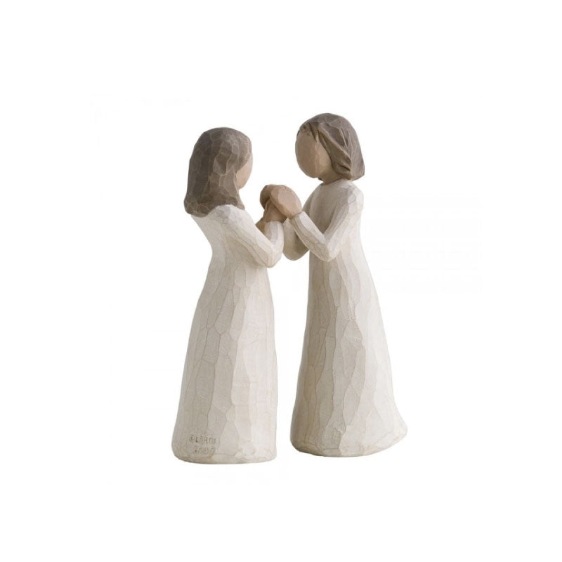 'Sisters By Heart' Figurine
