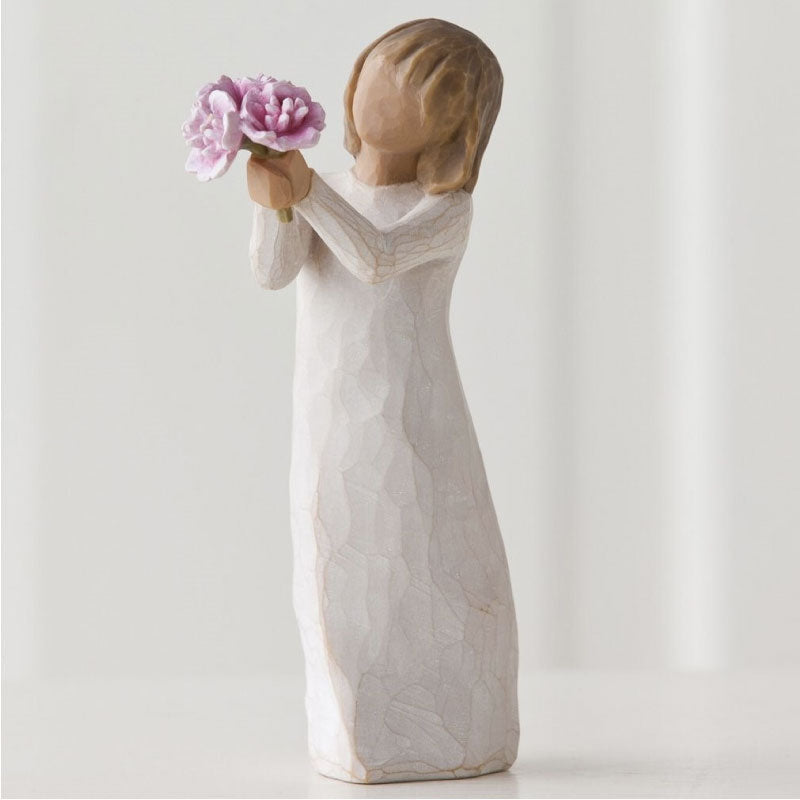 'Thank You' Figurine