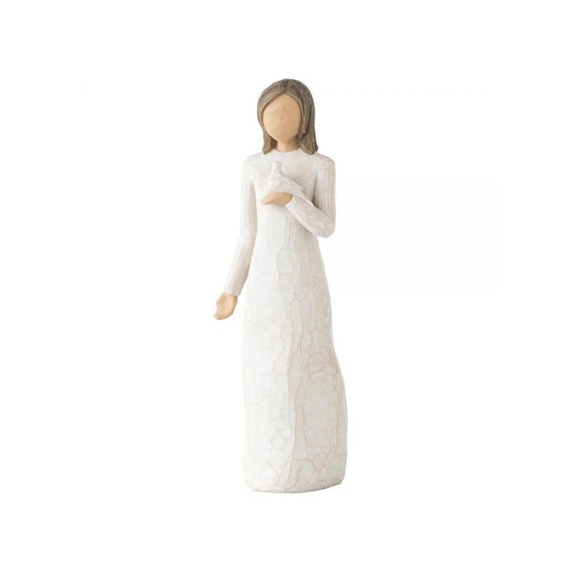 'With Sympathy' Figurine