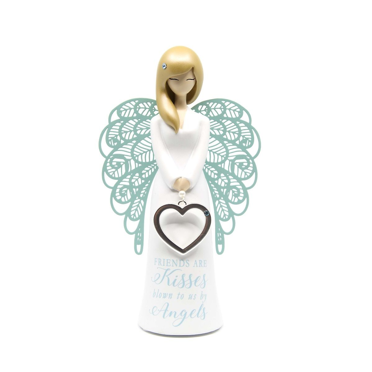 'Angel Kisses'  Figurine